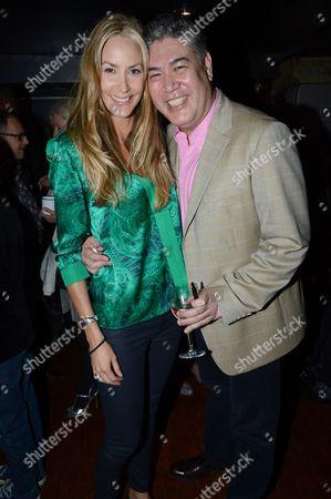Lisa Butcher and Jonathan Phang