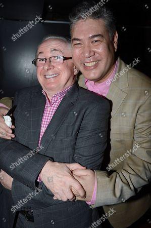 John Reid and Jonathan Phang