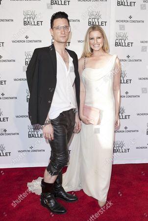 Editorial photo of New York City Ballet opening night Spring Gala at the Metropolitan Opera House, New York, America - 08 May 2013