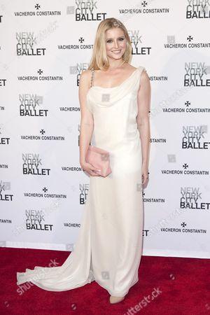 Editorial image of New York City Ballet opening night Spring Gala at the Metropolitan Opera House, New York, America - 08 May 2013