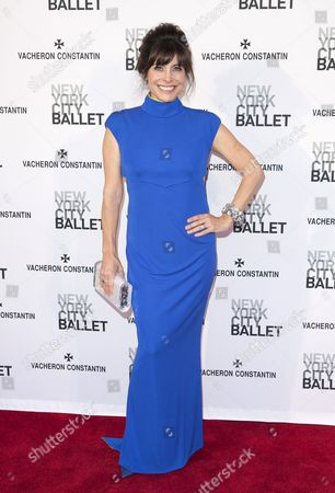 Editorial photo of New York City Ballet opening night Spring Gala at the Metropolitan Opera House, New York, America - 08 May 2013
