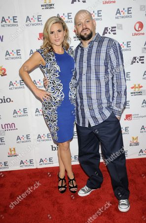 Editorial picture of A&E Networks 2013 Upfront Presentation, New York, America - 08 May 2013