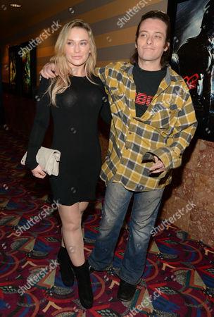 Monica Keena and Edward Furlong