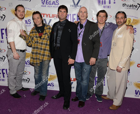 Editorial image of Vegas Indie Film Fest at the Orleans, Las Vegas, America - 08 May 2013