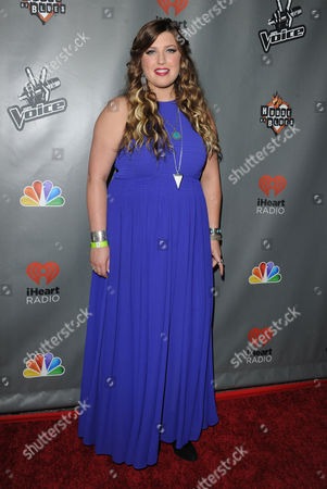 Editorial picture of 'The Voice' Season 4 event, Los Angeles, America - 08 May 2013