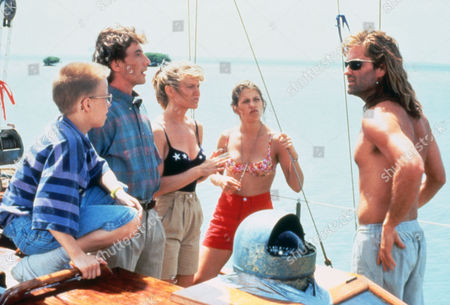 Editorial photo of Captain Ron - 1992