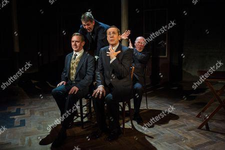 David Bamber, Gregory Dudgeon, Jonathan Hyde, Iain Mitchell.