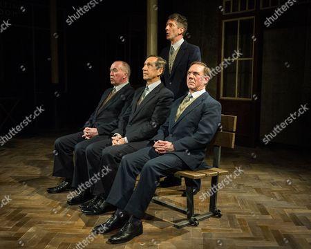 Iain Mitchell, Gregory Dudgeon, Jonathan Hyde, David Bamber.