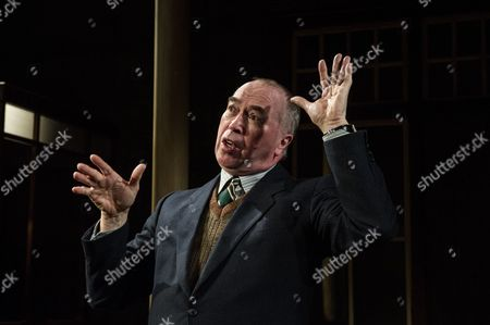 Stock Picture of Iain Mitchell.