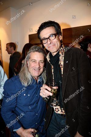 Simon Brown and Jean Cazals
