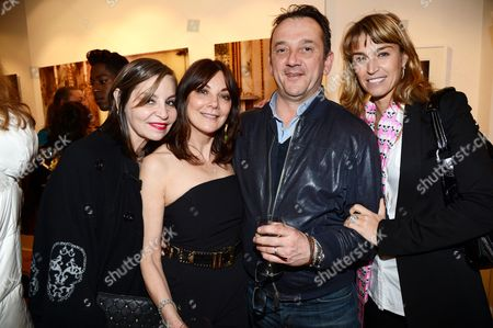 Carlo Siller, Susan Young, Assia Webster and Rob Van Helden