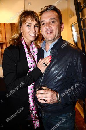 Assia Webster and Rob Van Helden