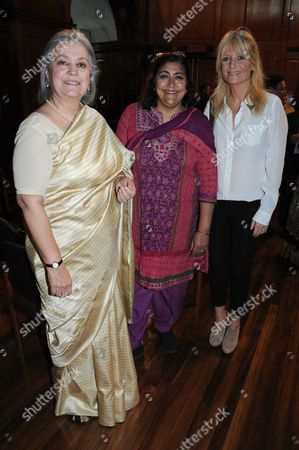 Editorial picture of White Ribbon Alliance reception, London, Britain - 09 May 2013
