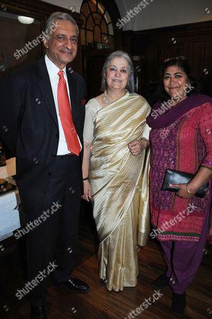 Stock Picture of Kamalesh and Babli Sharma