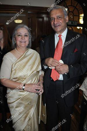 Kamalesh and Babli Sharma