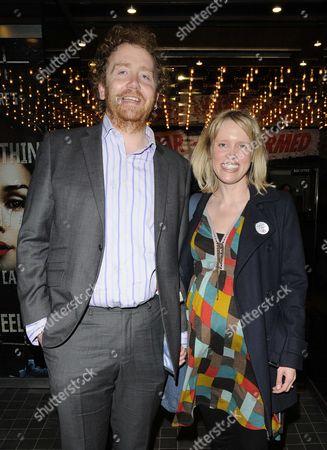 Adam Speers and Beth Cordingly