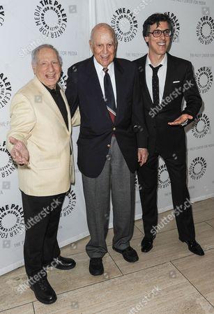 Mel Brooks, Carl Reiner, Robert Trachtenberg