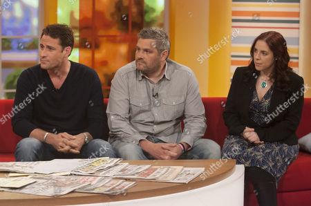 Editorial photo of 'Daybreak' TV Programme, London, Britain - 10 May 2013