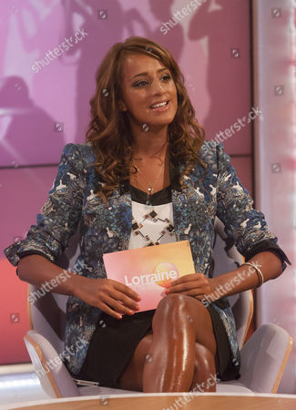 Editorial picture of 'Lorraine Live' TV Programme, London, Britain - 10 May 2013