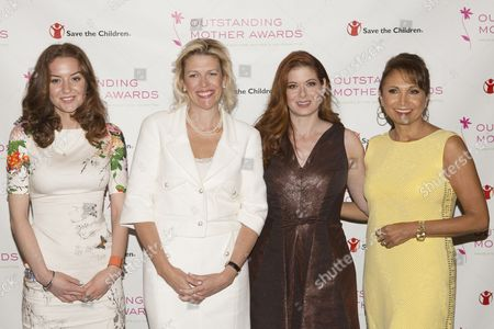 Editorial photo of The Outstanding Mother Awards, New York, America - 09 May 2013