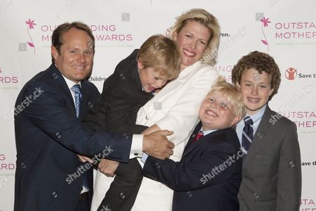 Editorial image of The Outstanding Mother Awards, New York, America - 09 May 2013