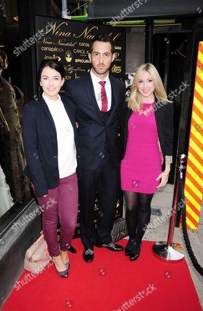 Amore - Monica McGhee, David Webb and Victoria Gray