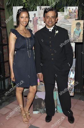 Editorial image of Shanti Bhavan 15th Anniversary Celebration, New York, America - 09 May 2013