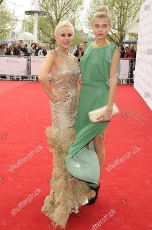 Sally Farmiloe and daughter Jade Farmiloe