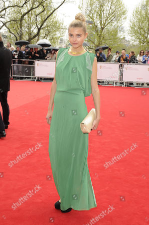 Editorial image of Arqiva British Academy Television Awards, Arrivals, Royal Festival Hall, London, Britain - 12 May 2013