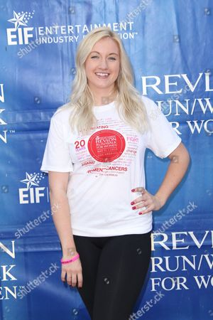 Obraz dziennikarski: 20th Annual EIF Revlon Run/Walk for Women, Los Angeles, America - 11 May 2013