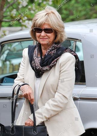Stock Photo of Carole Hince