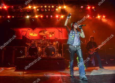 Editorial image of Ratt in concert at the Henderson Pavilion, Las Vegas, America - 11 May 2013
