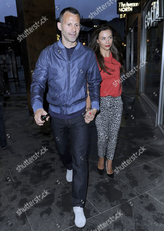 Editorial photo of Manchester United Party at Neighbourhood Restaurant, Manchester, Britain - 12 May 2013