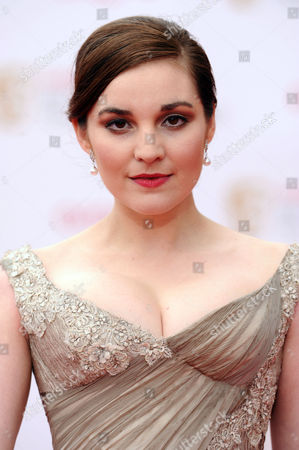 Editorial picture of Arqiva British Academy Television Awards, arrivals, Royal Festival Hall, London, Britain - 12 May 2013