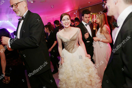 Editorial image of Arqiva British Academy Television Awards, after party, Royal Festival Hall, London, Britain - 12 May 2013