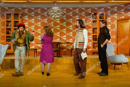 Stock Picture of 'Public Enemy' - Joel Fry, Charlotte Randle, Nick Fletcher and Adam Best