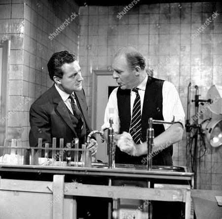 Patrick Macnee and John Horsley