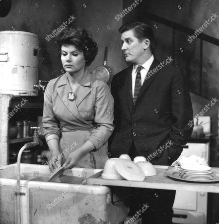 Daphne Anderson and Ray Barrett
