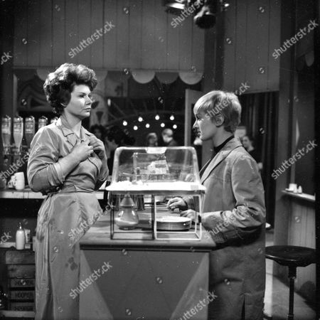 Daphne Anderson and Julie Stevens