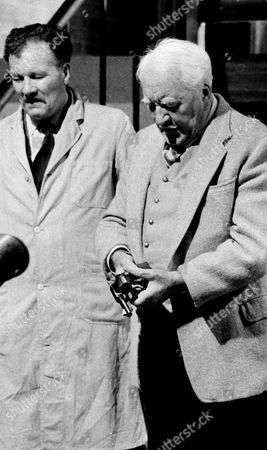 Robin Wentworth and Charles Carson