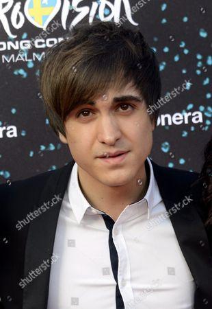 Roberto Bellarosa of Belgium