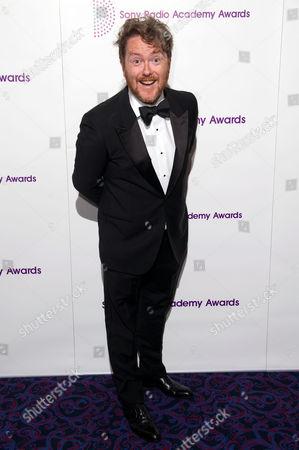 Editorial photo of Sony Radio Academy Awards, London, Britain - 13 May 2013
