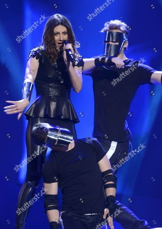 Editorial picture of Eurovision Song Contest 2013 Dress Rehearsals, Malmo, Sweden - 13 May 2013