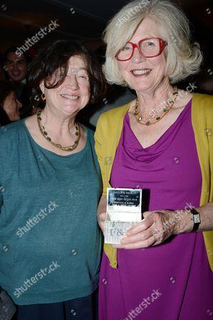 Fay Maschler and Caroline Conran