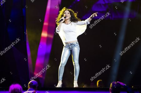 Editorial photo of Eurovision Song Contest 2013 Dress Rehearsals, Malmo, Sweden - 13 May 2013