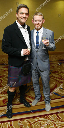 Editorial image of Our Hero Awards, Glasgow, Scotland, Britain - 11 May 2013