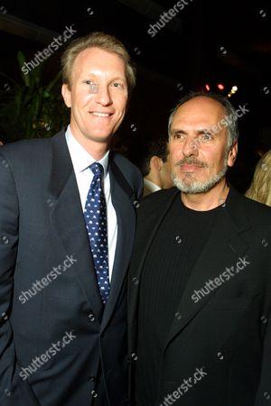 Chris McGurk and Michael Cristofer