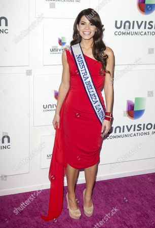 Editorial picture of Univision Upfront Presentation, New York, America - 14 May 2013