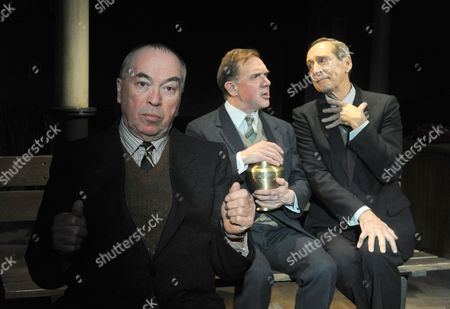 Editorial picture of 'Travels with my Aunt' play at the Menier Chocolate Factory, London, Britain - 07 May 2013