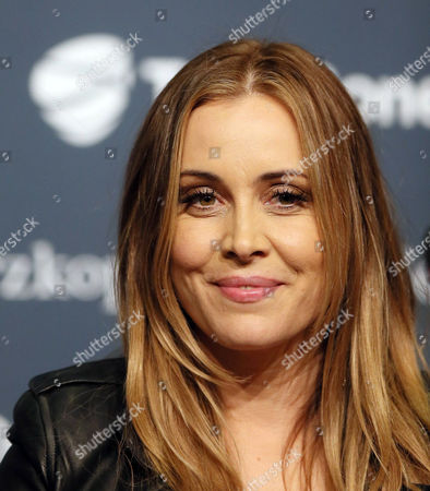 Stock Picture of Anouk Teeuwe of Holland